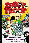 Snoop Troop: Attack of the Ninja Potato Clones (Doodlesnoops)