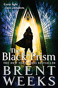 The Black Prism (Lightbringer) Cover
