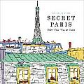 Secret Paris Color Your Way to...