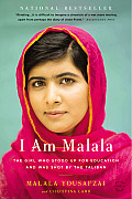 I Am Malala The Girl Who Stood Up For Education & Was Shot By The Taliban