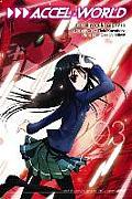 Accel World, Vol. 3 (Manga) (Accel World)