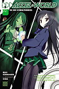 Accel World, Vol. 2: The Red Storm Princess (Accel World)