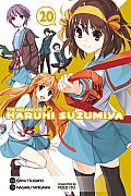 The Melancholy of Haruhi Suzumiya, Vol. 20 (Manga) (Melancholy of Haruhi Suzumiya)