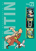 Tintin 3in1 Volume 7 Adventures of Tintin