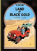 Land of Black Gold (Adventures of Tintin) Cover