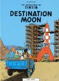 Tintin 16 Destination Moon