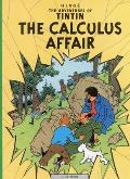 Calculus Affair (Adventures of Tintin) Cover