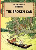 The Broken Ear Cover