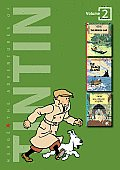 Tintin 3in1 Volume 2 Adventures of Tintin
