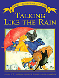Talking Like the Rain A Read To Me Book of Poems