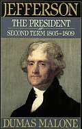 Jefferson The President Second Term 1805