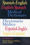 Spanish English English Spanish Med Dictionary