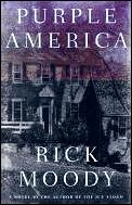 Purple America :a novel Cover