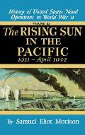 Rising Sun in the Pacific: 1931 -...