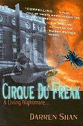 Cirque Du Freak: Saga of Darren Shan #01: A Living Nightmare
