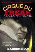 Cirque Du Freak: Saga of Darren Shan #01: A Living Nightmare Cover