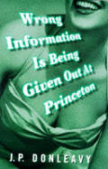 Wrong Information Is Being Given Out At