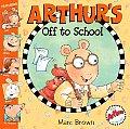 Arthurs Off To School