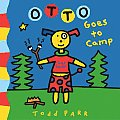 Otto Goes to Camp Cover