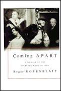 Coming Apart A Memoir Of The Harvard