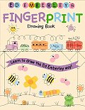 Ed Emberleys Fingerprint Drawing Book