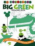 Ed Emberley's Big Green Drawing Book (Ed Emberley Drawing Books) Cover
