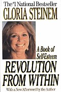 Revolution from Within: A Book of Self-Esteem Cover
