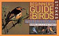 Stokes Beginner's Guide to Birds: Western Region Cover