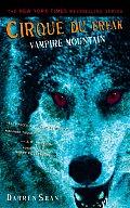 Cirque Du Freak 04 Vampire Mountain Bo