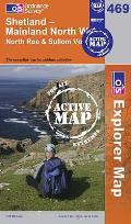 Shetland - Mainland North West