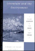Literature & the Environment A Reader on Nature & Culture