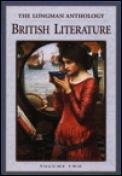 Longman Anthology Of British Lit Volume 2