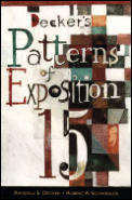 Deckers Patterns Of Exposition 15th Edition