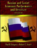 Russian & Soviet Economic Performance & Structure