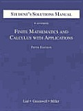Finite Mathematics & Calculus with Applications: Student Solutions Manual