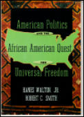 American Politics & The African American