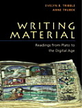 Writing Material : Readings From Plato To the Digital Age (03 Edition)