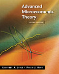 Advanced Microeconomic Theory (Addison-Wesley Series in Economics)