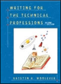 Writing For The Technical Profession 2nd Edition