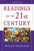 Readings for the 21ST Century Cover