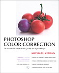 Photoshop Color Correction with CDROM Cover