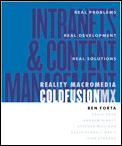 Reality Coldfusion MX: Intranets and Content Management with CDROM