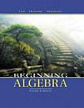 Beginning Algebra (9TH 04 - Old Edition)