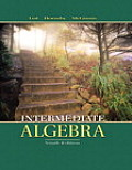 Intermediate Algebra (9TH 04 - Old Edition) Cover