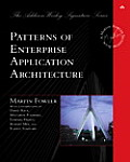 Patterns of Enterprise Application Architecture (Addison-Wesley Signature Series) Cover