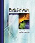 Basic Technical Mathematics 8th Edition