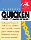 Quicken 2003 for Macintosh Visual Quicks