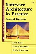 Software Architecture in Practice 2ND Edition Cover