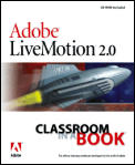 Adobe LiveMotion v2.0