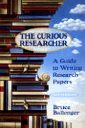 Curious Researcher 4th Edition